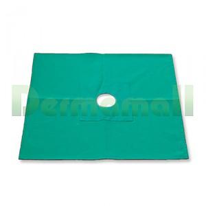공포 1P, 90*90 (구멍크기 13cm, Green)