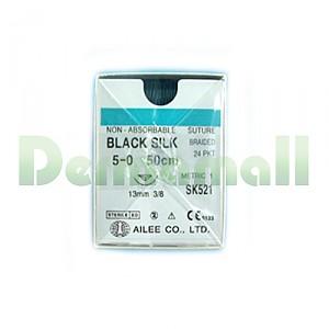 블랙실크 5/0-13mm (SK521)